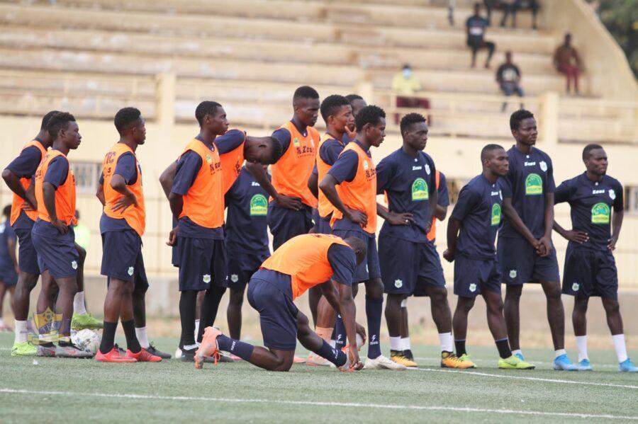 Ligue des Champions/CAF : Teunguedj Fc s'envolera cet après midi en Gambie ► https://t.co/nu0OZyhBVl  #Senegal #wiwsport https://t.co/YeUNxVPLQl