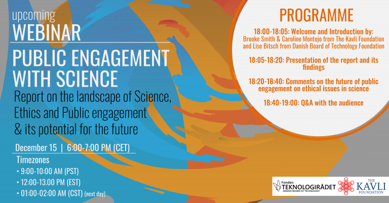 New in the #RRI Toolkit  The landscape of #science #ethics & #publicengagement & their potential for the future   👉How can engagement & dialogue with citizens be used in the development of better science & tech?  📍by @DBT_Foundation @KavliFoundation [final version is now ready] https://t.co/p2D4pF5c9u