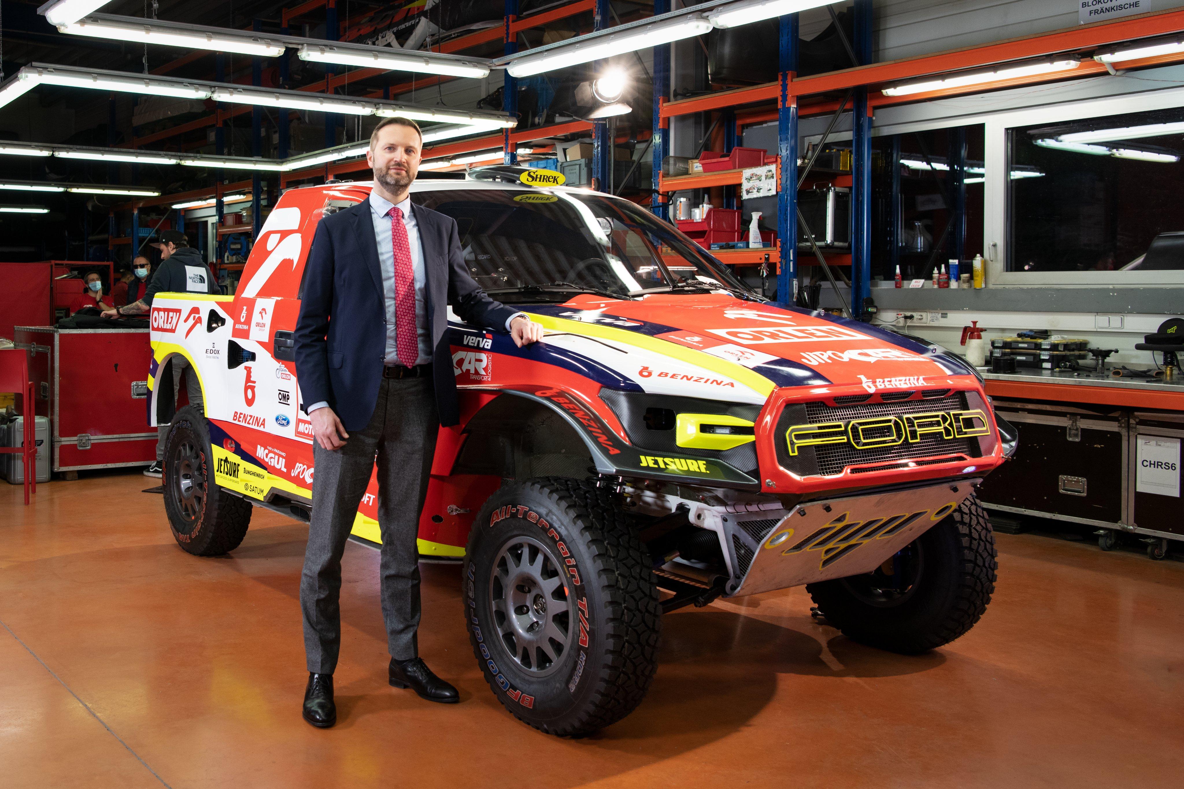 2021 43º Rallye Raid Dakar - Arabia Saudí [3-15 Enero] Envg0fLXUAIAhsw?format=jpg&name=4096x4096