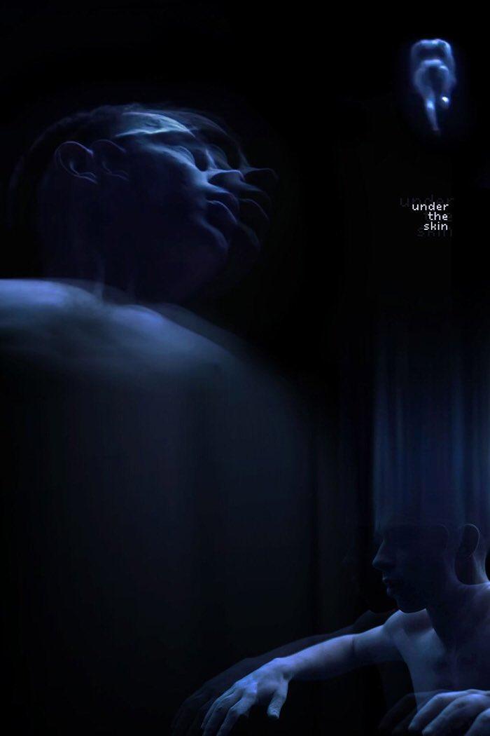 Here's some artwork for A24's Under The Skin. #TheHorrorReturnsPodcast #TheHorrorReturns #THRPodcastNetwork #Horror #HorrorMovies #HorrorFilms #HorrorTV #HorrorSeries #HorrorFamily #HorrorPodcast #UnderTheSkin #A24