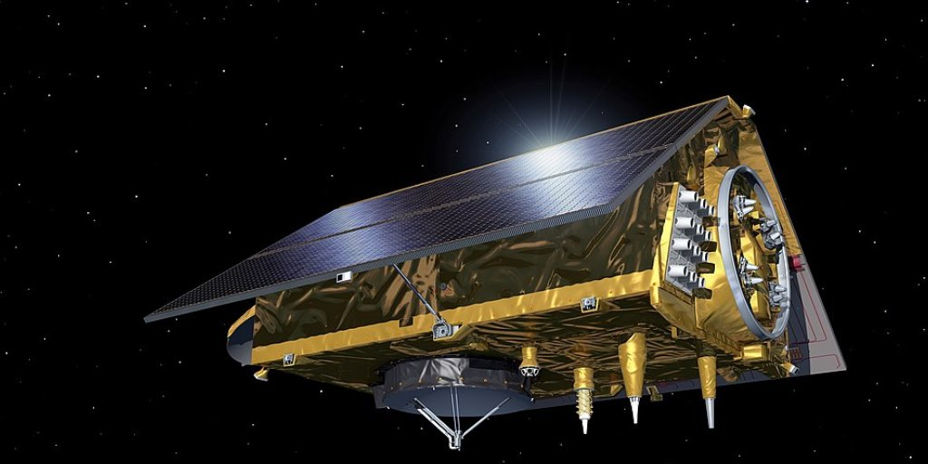 🛰️Sentinel-6 M. Freilich will serve as a reference for the other #marine altimetry missions: It will provide high-precision #satellite #data.  Sentinel-3 ABCD will be referenced & inter-calibrated thanks to Sentinel-6 M. Freilich. #SeeingTheSeas #sentinel6