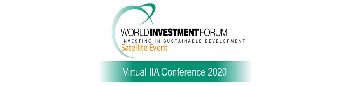 Foreign investments are crucial for the economic recovery of #COVID19.  Today Director Caroline Kollau @DutchMFA presents @UNCTAD's #IIA Conference how the #Netherlands aims to reform its international investment agreements and to reach the goal to #BuildBackBetter #NLtrade4good