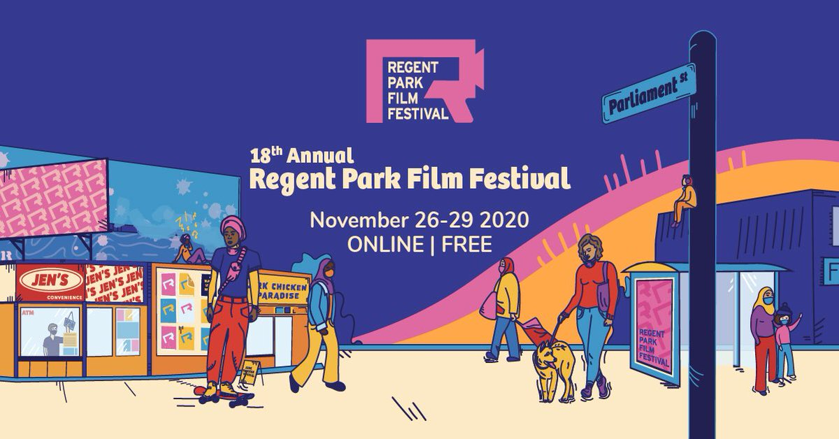 it's the 1st day of #RPFF2020! excited to share that Black Gold is a co-presenter of @RegentParkFilm's online, ✨free✨ festival screening of Lula Ali Ismaïl's debut coming-of-age feature film, DHALINYARO 🥰  check out the entire festival line-up here: https://t.co/AabPLCe41X https://t.co/i1kMrvBIyT