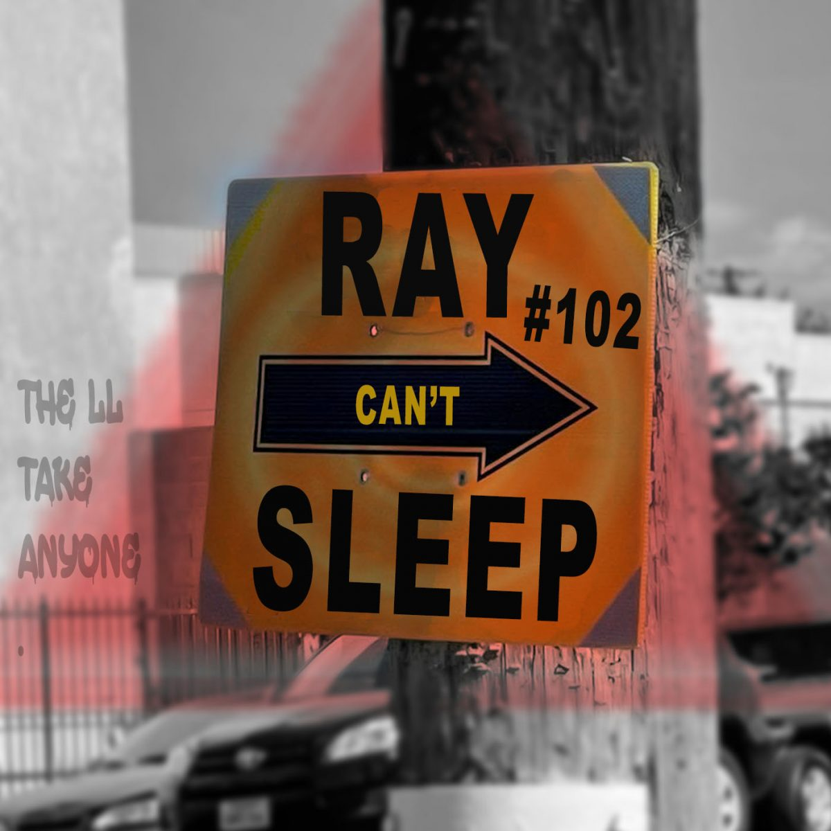 Episode 2 of Ray Can't Sleep is now available for your consumption.   #audiodrama #podcast #paranormal #conspiracy #sciencefiction #Hollywood