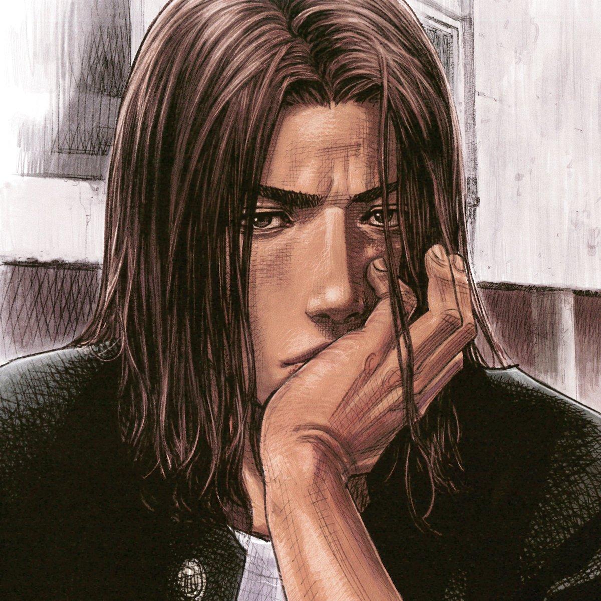 Let's just take a minute to appreciate Takehiko INOUE's art.