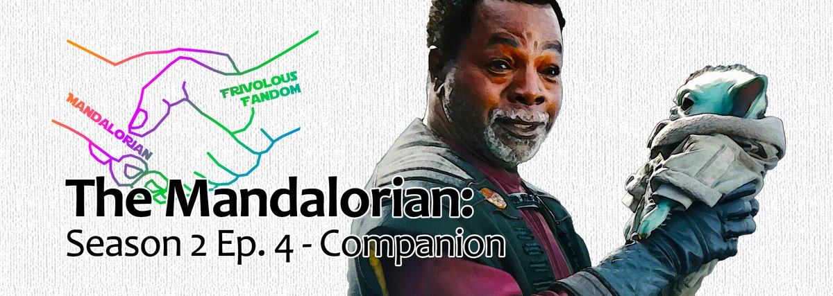 Join Curtis and Kevin as they break down and discuss the latest Mandalorian episode that brings us to the half way point of the season. Enjoy!  Apple: https://t.co/Asfe6SC47S Spotify: https://t.co/PnaiWzvTyc  #TheMandalorian #Mandalorian #StarWars #CarlWeathers https://t.co/D5wyQhyVEg