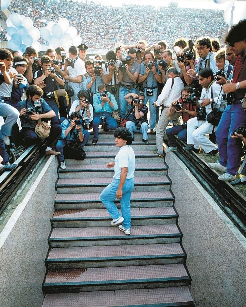 So couldn't post this yesterday. RIP Legend. #2020 is a very cruel year indeed. #DeigoMaradona