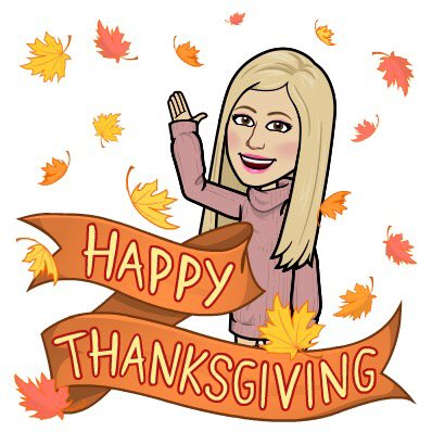 Wishing you and yours a very Happy Thanksgiving! 🦃🍁💖#StaySafe #Blessings #HappyThanksgiving2020