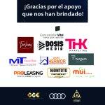 Image for the Tweet beginning: 👥 Nuestros patrocinadores hacen posible