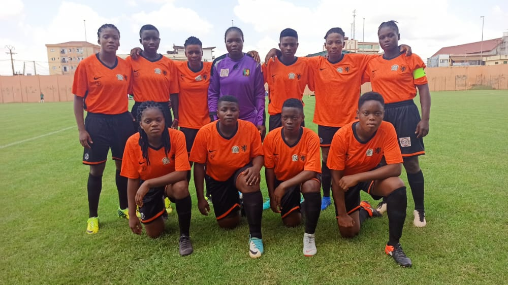 #GUINNESSSUPERLEAGUE Vision Sports FC will play their first top tier game in Bamenda on Saturday  28 November 2020 against Renaissance Women. Vision Sports FC is currently ranked 5th while the visitors are ranked 9th.