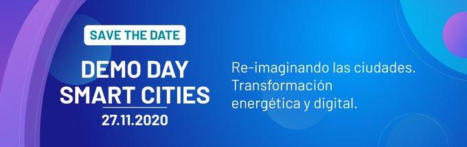 🖥️ 👀 Es un placer para  organizar la antesala al  Smart Cities con una sesión informati....
