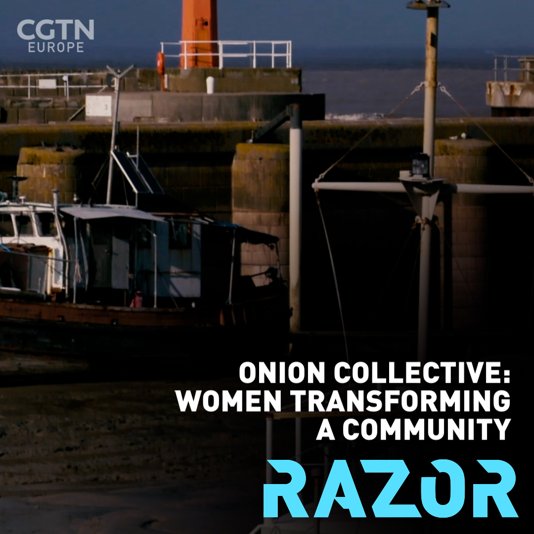 How one dying harbor town was rescued by a female-led social enterprise dedicated to social redevelopment rather than private gentrification 🏢  Read more:   @OnionCollective @biohmhome @CGTNOfficial @EmmaKeelingNZ #RAZOR