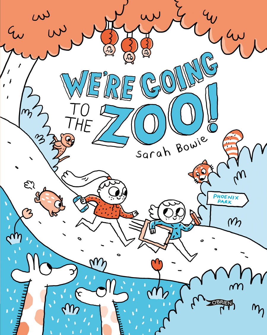 #bookelves2020 We're Going To The Zoo! by @bowie_sarah is a great book for any little ones missing the zoo at the moment! Join Kitty and her big sister Clara on their fun day out in Dublin Zoo. #booksforbabies #picturebooks #irishbooks https://t.co/xs90fDl4L2