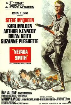 nevada smith-1966-de henry hathaway steve mc queen-karl malden-brian keith-suzanne pleshette- arthur kennedy-martin landau-janet margolin- https://t.co/zmQAvv0SEt