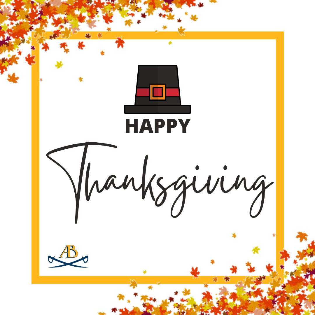 From our volleyball family to yours, we hope you have a safe,  happy, and healthy Thanksgiving! 🦃   #happythanksgiving #thankful #mensvolleyball #abmvb