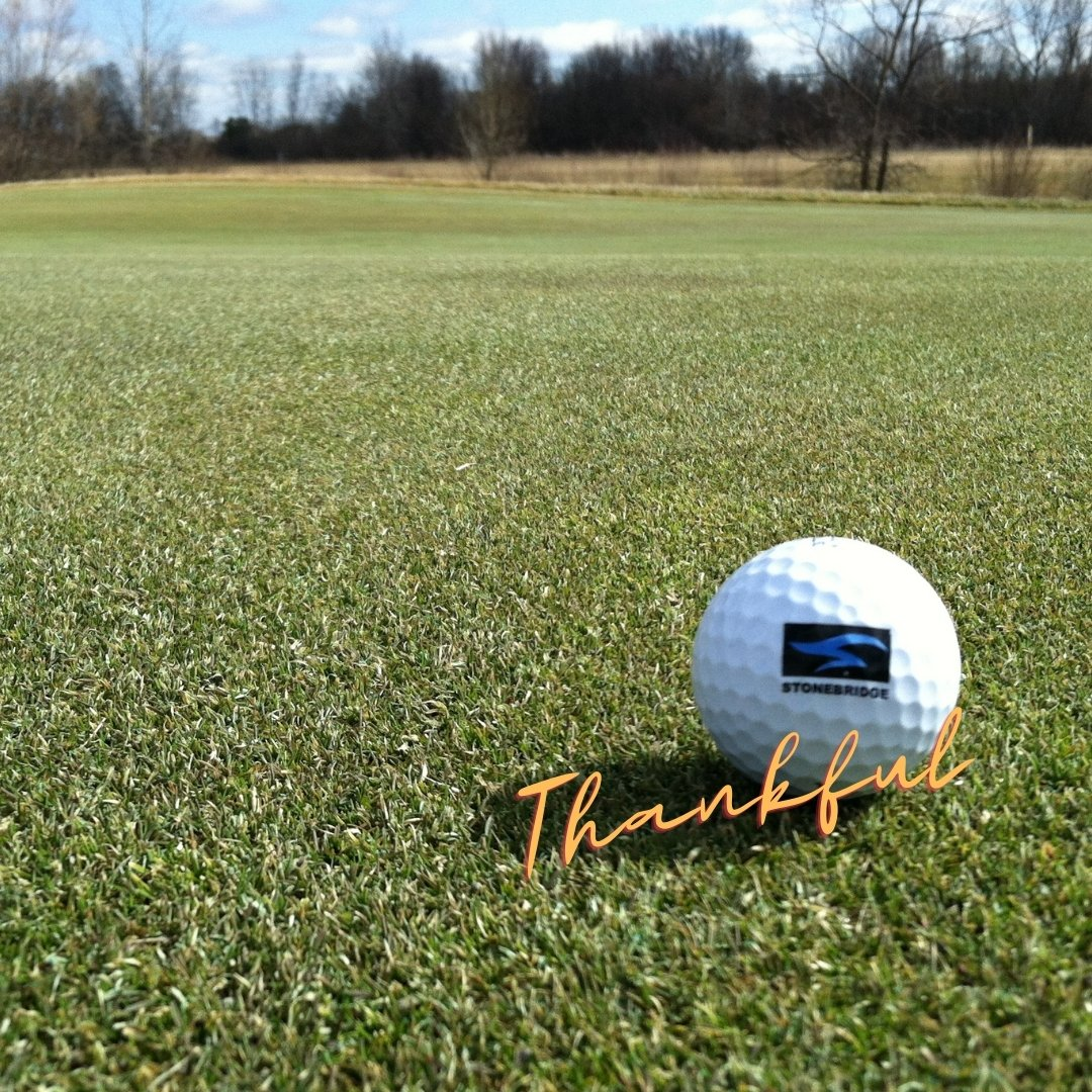 Today, and everyday, we are THANKFUL for YOU! To our valued employees, loyal & new customers, friends and family...  Happy Thanksgiving. . . . #thankful #happythanksgiving #2020golfseason #2020weddingseason