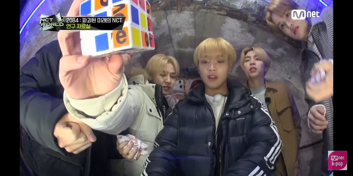 This is why Haechan is my Bias in NCT. This Baby is a Genius and have such great wits and humor! #NCT해찬 #해찬천제 #90sLOVE