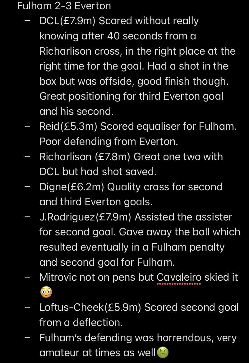 Fulham vs Everton: https://t.co/x2nQkCckWf