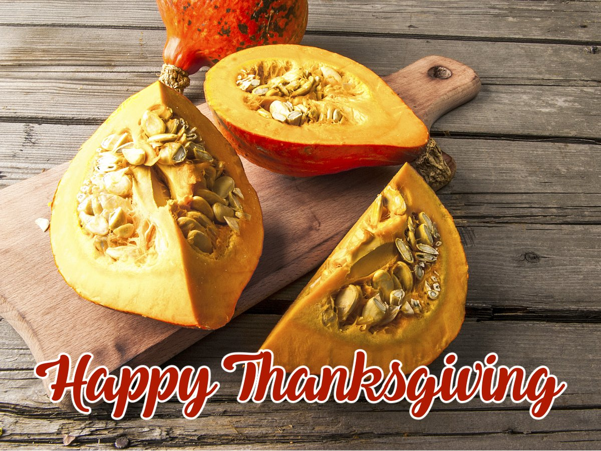 Have a day filled with peace and love. Happy #Thanksgiving! #thankful