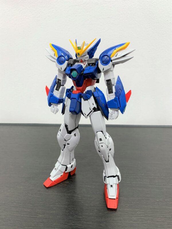 Gunjap On Twitter Gundam Base Review Mg Wing Gundam Zero Ew Ver Ka Part 1 Https T Co Ijjhkzag41