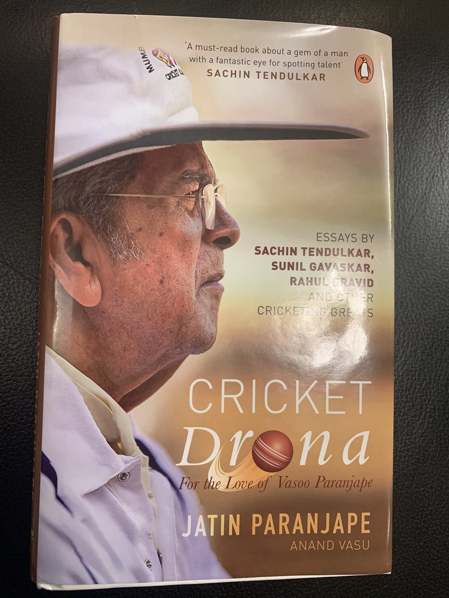 To one amazing book👌🏻To the ones who love ❤️ cricket And those who aspire to become a cricketer🏏should read a book which speaks about the valour and beauty of cricket🙌🏻😇Well started loving 🥰 the sport more after reading this book🤩💗#Cricket#Cricketlover💓#cricketdrona #🖤🏏❤️