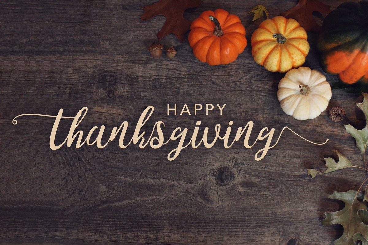 #Thankful and #grateful for our Hammer Packaging team, long-standing partnerships, and outstanding customers! Wishing everyone a happy and SAFE #Thanksgiving!