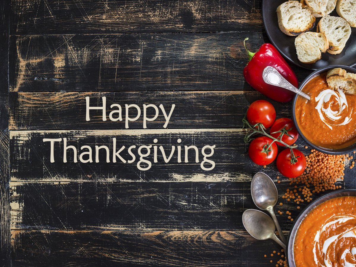 Right now is the best time to be grateful. Happy #Thanksgiving! #thankful