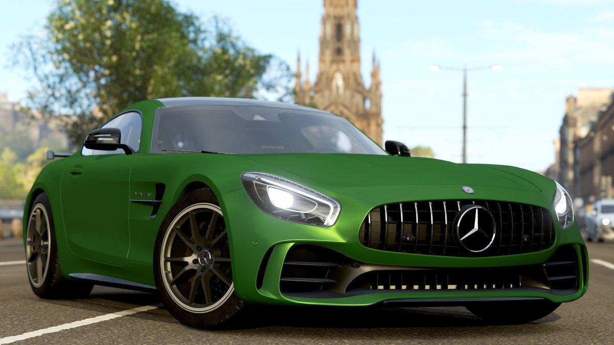 Car 633 - 2017Mercedes-AMG GT R  #ForzaHorizon4 #ForzaShare #Xbox #Forza #HorizonPromo https://t.co/3Lz77hPSnl