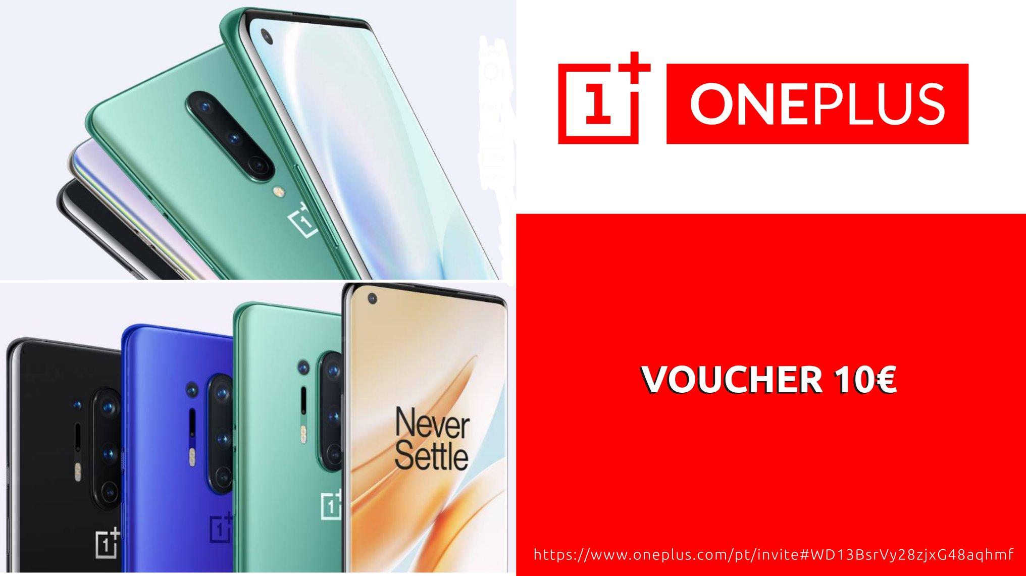 OnePlus - Voucher 10€