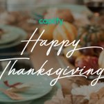 A very happy #Thanksgiving to our friends in the US & our family of Captifyers across NYC, Atlanta, Boston, Chicago, LA, and San Francisco 🍂🥧  Whether it's a zoom Thanksgiving or in-person, enjoy this much-needed family time.