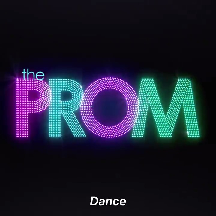 Replying to @MrRPMurphy: EVERYONE is invited to the celebration of a lifetime! @PromNetflix debuts globally Dec. 11 ✨