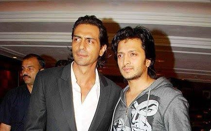 Dearest @rampalarjun -wishing you a very happy birthday my friend- happiness & good health to you and the entire family.