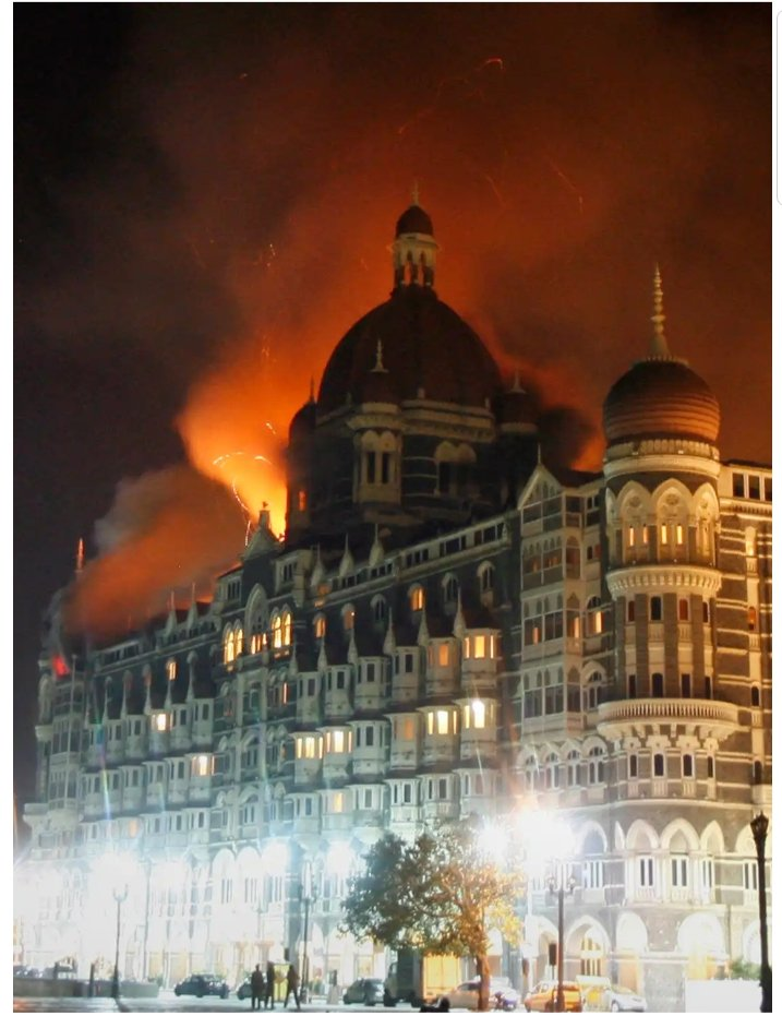 Flames are silent, Peace is violent, Tears are frozen, 'Cause massacre was chosen #lestweforget #2611MumbaiTerrorAttack