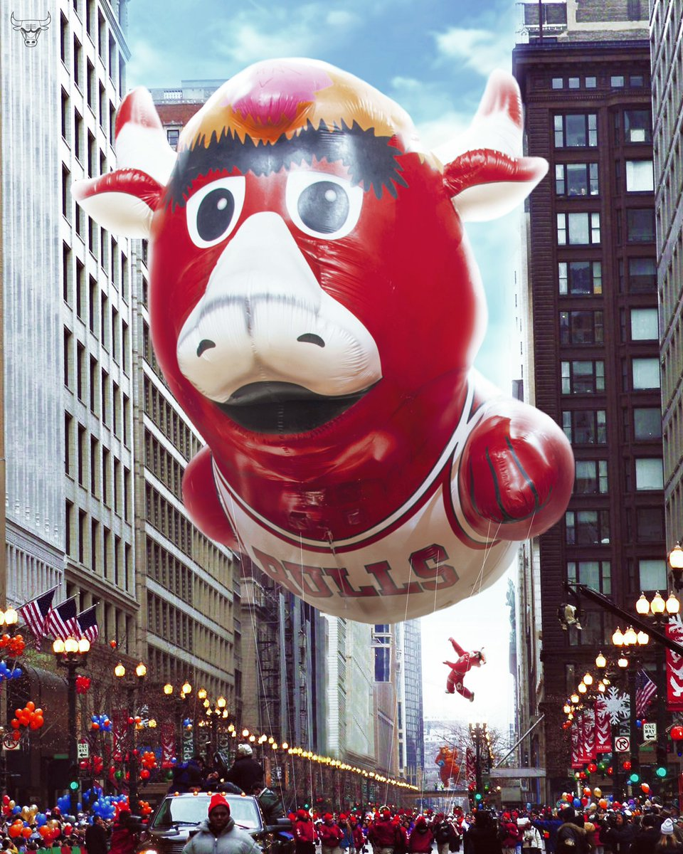 Thankful for all of you, #BullsNation  Have a safe and happy Thanksgiving!