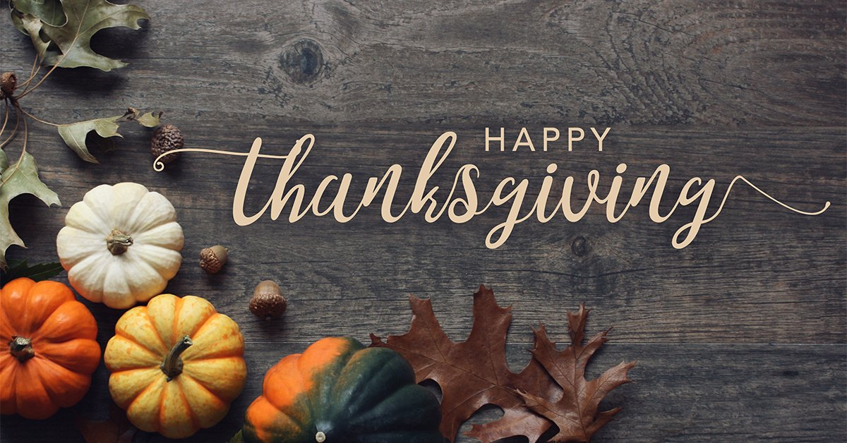 Happy Thanksgiving from all of us at SIOR! We hope you and your families have a safe, enjoyable, and delicious day! #SIOR https://t.co/djZ8WUEjcw