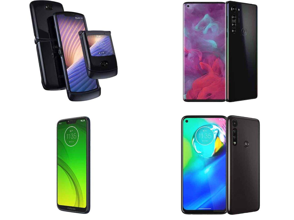 Motorola Razr, Edge & More Discounted Up To 48% – Black Friday Deals 2020 https://t.co/QLaBTkwN7n @slideme https://t.co/XNEeeUNhPY