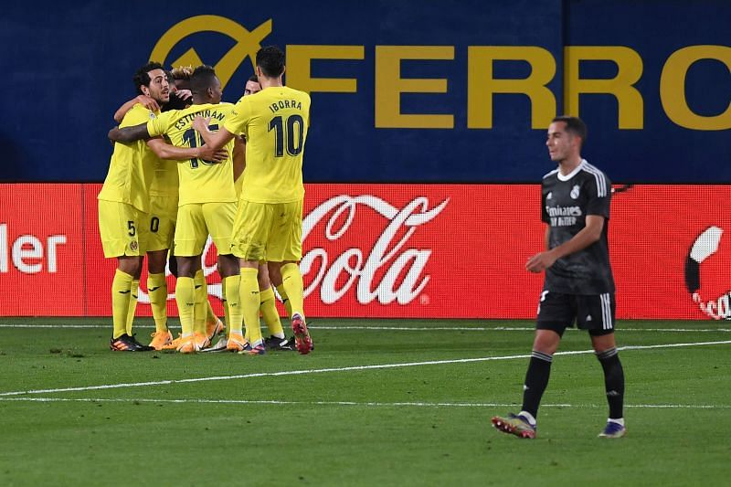 VILLARREAL 💛  ⛴️El Submarino Amarillo are in formidable form.   ▪️ 3/3 in the Europa League ▪️ 4 wins out of their last five, a draw against Real Madrid the only dropped points ▪️ 15 goals in their last 5  #LLL  🧡🇪🇸⚽️ https://t.co/mDlSbSePFh