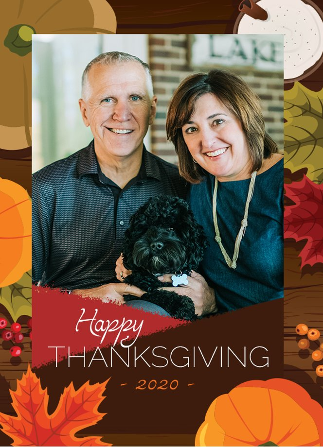 We hope you have a happy and safe Thanksgiving holiday this year!