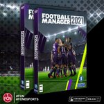 Image for the Tweet beginning: 🎁 Football Manager 2021 Giveaway