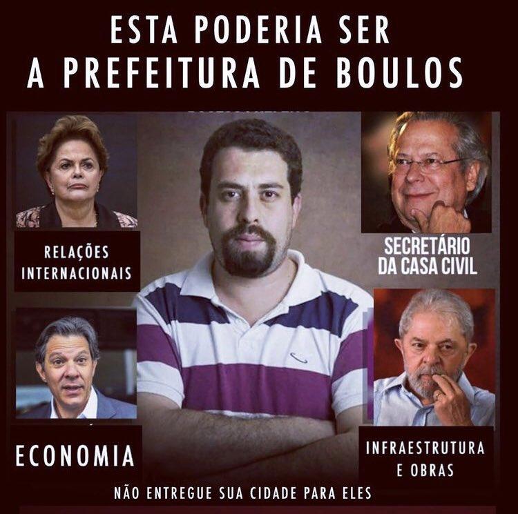 São Paulo por favor vote no @brunocovas  Covas para prefeito de São Paulo! (Infelizmente sobrou votar nele)