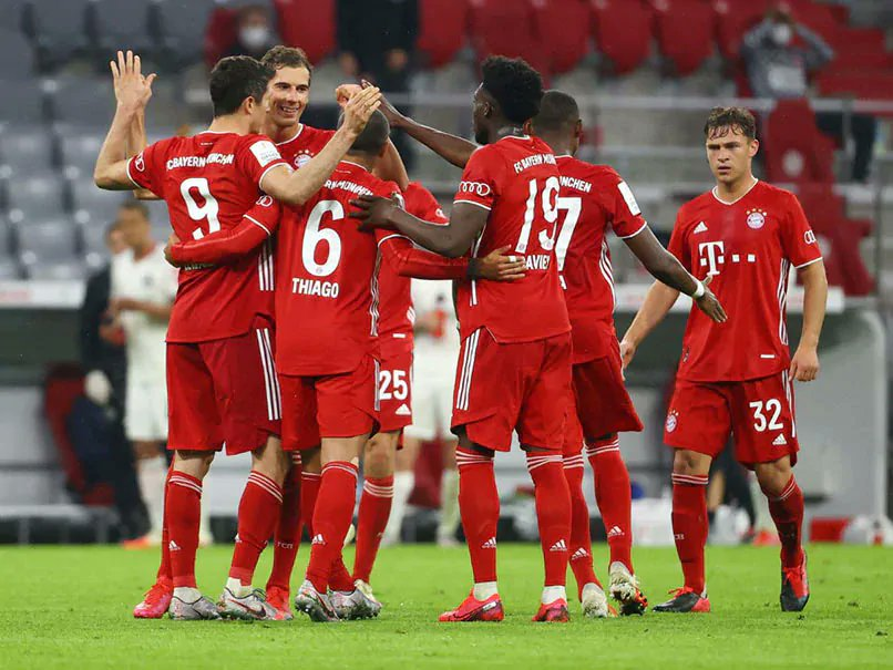 ⚽️ BEST O2.5 TEAMS ⚽️  88% Bayern 88% Mainz  82% Brest 78% Everton 78% Liverpool 75% Aston Villa 75% Atalanta 75% Benevento 75% Hertha 75% Hoffenheim  75% Milan 75% Roma 75% Sampdoria 75% Spezia 75% Torino  73% Monaco 73% Rennes  71% Oldham  70% Valencia https://t.co/sEshlYsGFS