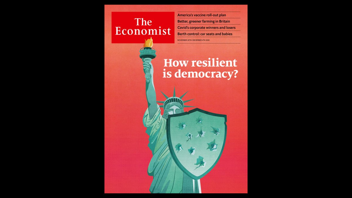 Global democracy is in recession, but that need not go on forever. In fact, democracy contains the seeds of its own recovery. Our cover this week