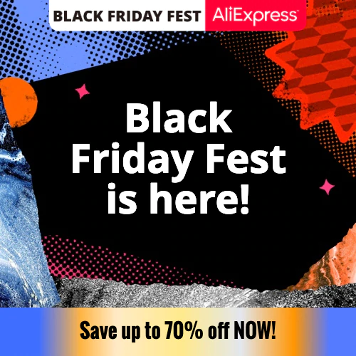 Shop from Alibaba and get the strongest black Friday discounts. Try it yourself from here 70% off  can also find it  --------------------------------------- #BlackFriday #BlackDay #coupon #Salesforce #offer #discount