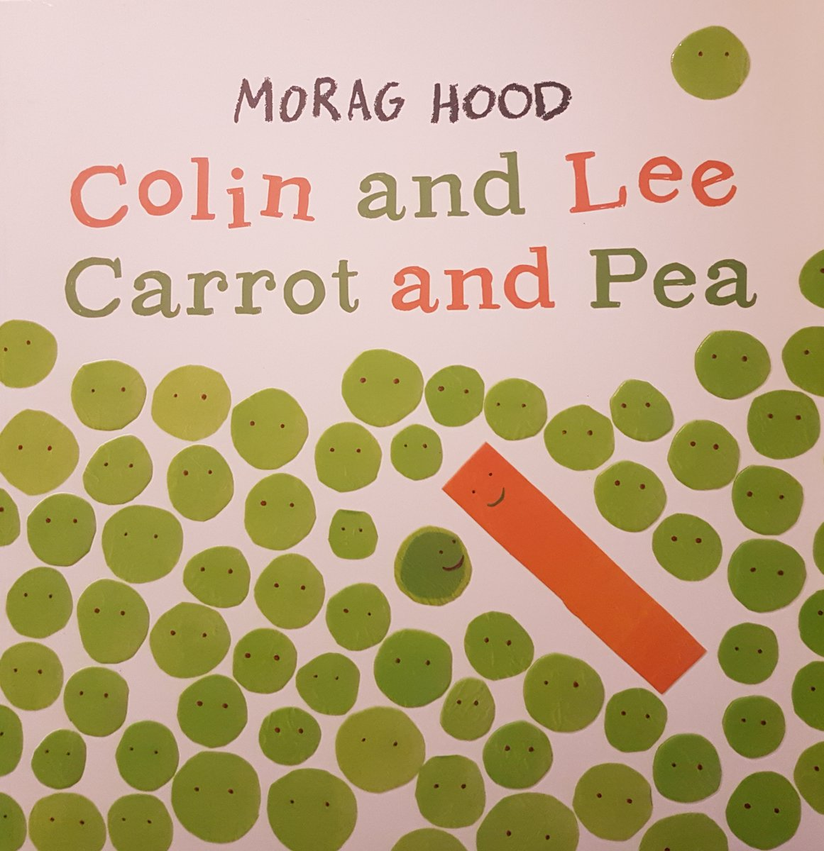 Join us tomorrow at 2pm for two fantastic stories about friendship! 'Colin and Lee, Carrot and Pea' by @MoragHood and 'I'm Sticking with You' by @SmritiPH and Steve Small over on Facebook Live: https://t.co/IA11BVZdyK https://t.co/sgmQbRoFm4