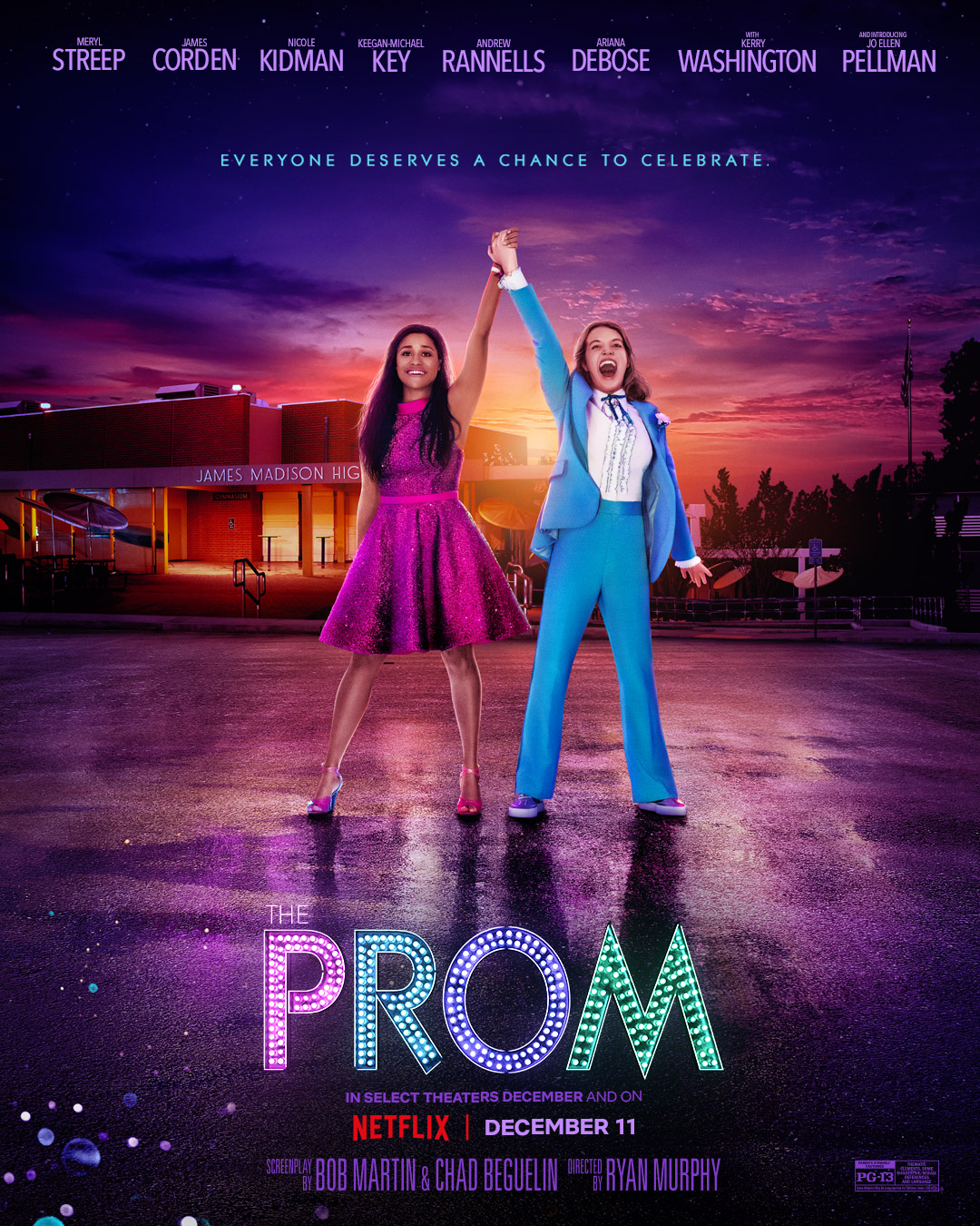 Image result for the prom netflix