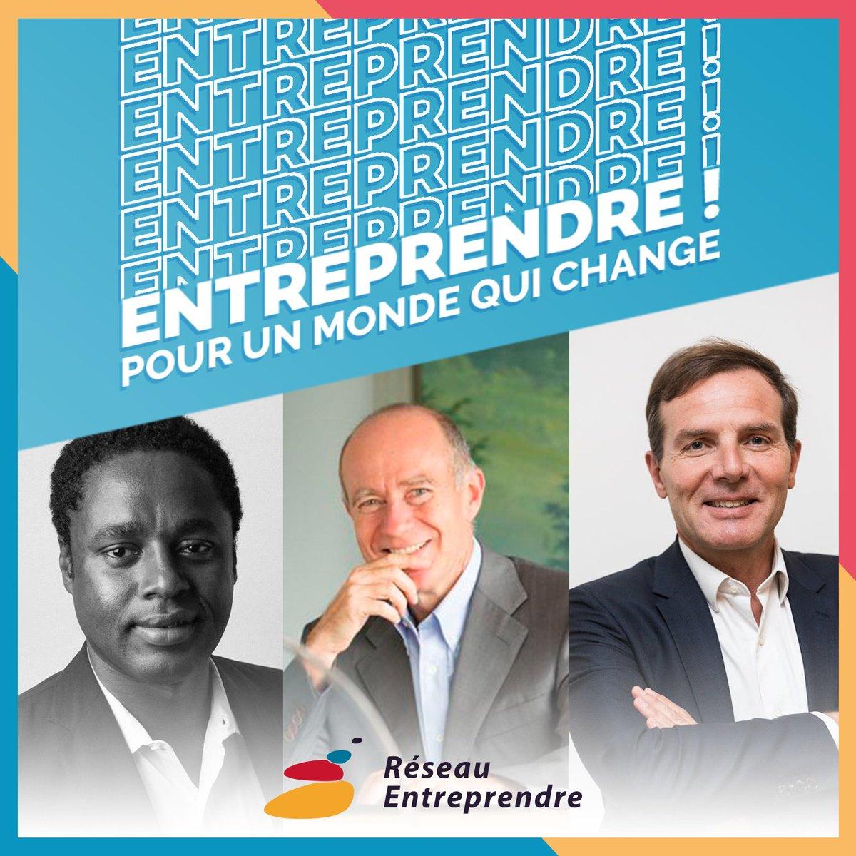 [Podcast] Dans l'épisode 2 de @RsoEntreprendre @claudegrunitzky, serial entrepreuneur,   @MichelSarrat (dirigeant de GT Solutions) et Olivier de la Chevasnerie (président de RE) partagent leur vision de l'entrepreneuriat de demain. Inspirant !   👉 @Deezer https://t.co/jV7jiZwExJ https://t.co/ya5okzUr5Y