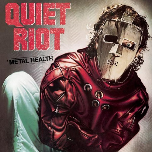 Nov 26, 1983: Quiet Riots Metal Health became the 1st heavy metal album to hit #1 on the U.S. Billboard album chart. #80s