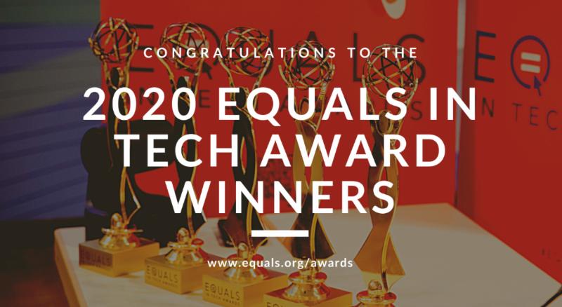 2020 EQUALS In Tech Award Winners Are Working Toward A Bright Digital Future For Everyone  @equals @ITU @Unwomen   @ITCnews @GSMA  @UNUniversity  #AfricanChangeMakers #AfricanChangeMakersWomen   #socialimpact  #changemaking #womenempowerment
