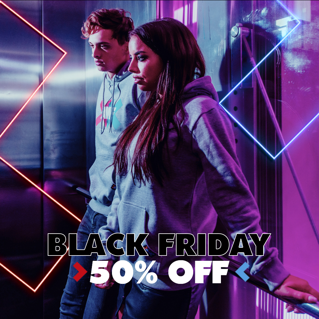 🔥BLACK FRIDAY SALE🔥  ❌50% discount on all AMF fashion* (€25 minimum spend) ❌All buyers with €25 minimum spend in running to win 2 AMF2021 tickets  ❌Sale valid until 30 Nov 23:59H CET   Shop now:   *Discount not valid on items that are already on sale