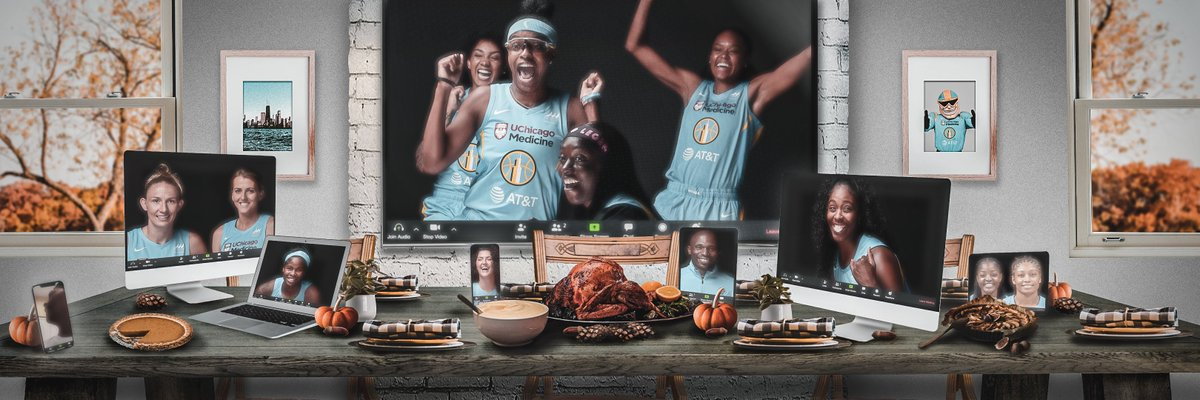Replying to @chicagosky: Zoomin' in and wishing everyone a Happy Thanksgiving! 🦃 #Thanksgiving